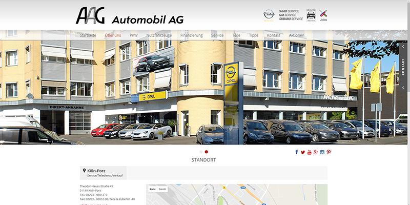 Automobil AG Köln