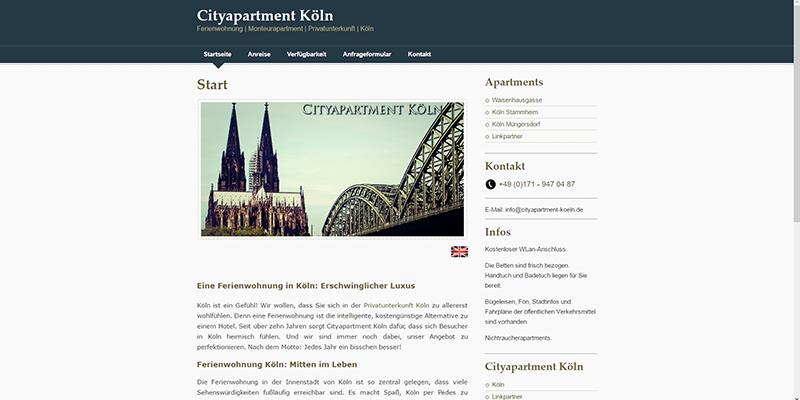 City-Appartment Köln
