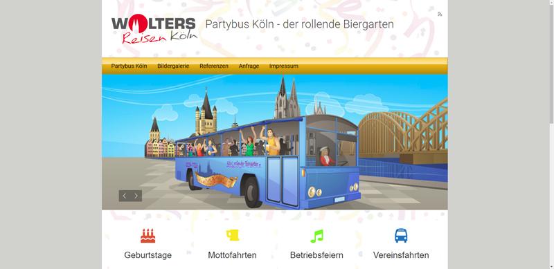 Partybus Koeln